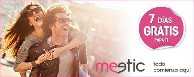 Meetic 7 días gratis